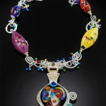 Alexa & Peter Smarsh, Jewelry, Booth: 055