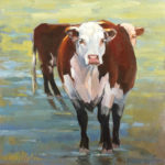 Amy Collins, Painting, Booth: D311
