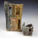 Carole Berhorst, Clay, Booth: 040