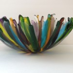 Carolyn Newell-Turner  Glass, Booth: 124
