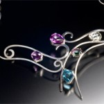 Tom Chavanne, Jewelry, Booth: D224