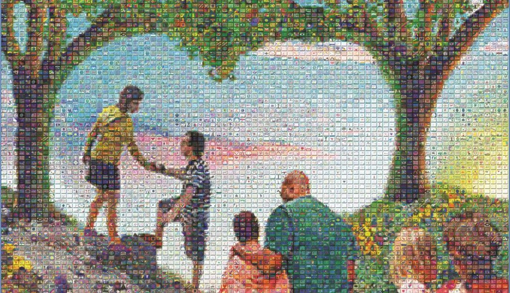 Common Ground Mosaic Project 2