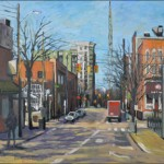 Carlye Crisler, Painting, Booth: D240