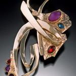Frank Kudla, Jewelry, Booth: C098