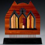 Jerry Krider, Sculpture, Booth: 135