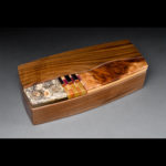 Larry Anderson, Wood, Booth: 021