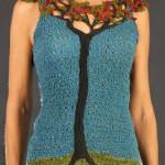 Leah Dziewit, Fiber/Fabric, Booth: 033