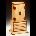 David Morrison, Wood, Booth: C058