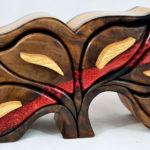 Nardin, William  Wood, Booth: 035
