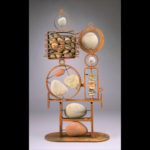 Angela Peterson, Mixed Media 2D/3D, Booth: 047/048