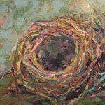 Kim Rhoney, Painting, Booth: 025