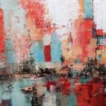 Leon Ruiz, Painting, Booth: 041