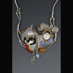 Sara Coast  Jewelry, Booth: 100