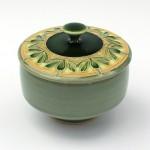 Sarah and Thomas Gelsanliter, Ceramics, Booth: 065