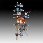 Terry Andrews  Sculpture, Booth: 094