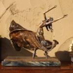Laura Teste, Sculpture, Booth: 060