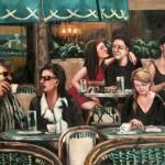 WanChuan Kesler, Painting, Booth: 019