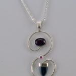 Warren, George & Avis  Jewelry, Booth: 050