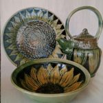Debra Burr, Ceramics, Booth: 028
