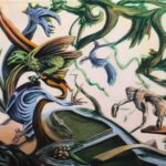 Robert Fannin, Painting, Booth: 025