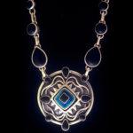 Gulyas, John and Maryann Posch  Jewelry, Booth: 066
