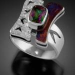 Humberto Hernandez, Jewelry, Booth: 038