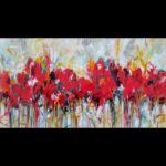 Gina Krawez Painting, Booth: 156