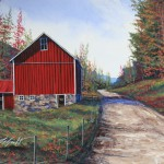 Thomas LeGault, Painting, Booth: 064