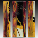 Lindi Miller, Glass, Booth: 075