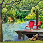 Lester Myricks, Painting, Booth: 076