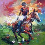 Said Oladejo-lawal, Painting, Booth: 049