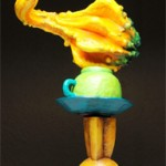 Robert Porreca  Sculpture, Booth: 040