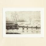 Jesse Richard, Printmaking/Paper, Booth: 148