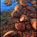 Terry Walsh  Painting, Booth: 071
